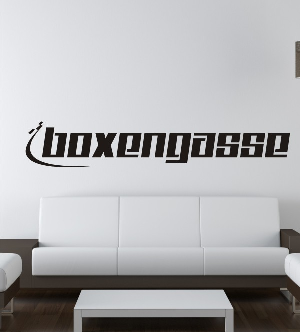 wandtattoos f r formel1 fans boxengasse als wandsticker f r deine w nde. Black Bedroom Furniture Sets. Home Design Ideas