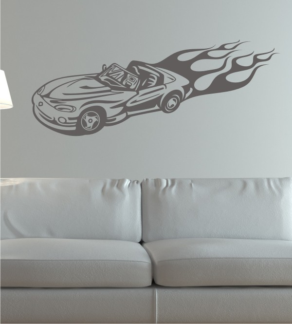 Dream Car 22 als Wandtattoo