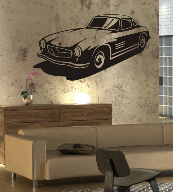 Dream Car 7 als Wandtattoo