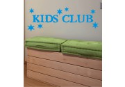 Kids Club als Wandtattoo