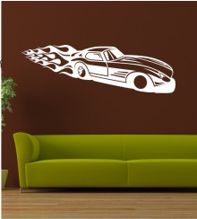 Dream Car 4 als Wandtattoo