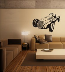 Dream Car 13 als Wandtattoo