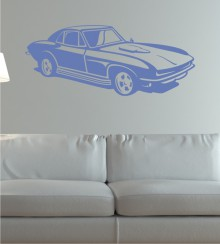 Dream Car 3 als Wandtattoo