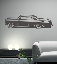 Dream Car 1 als Wandtattoo