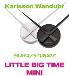 "Wanduhr Karlsson ""Little Big Time Mini"""