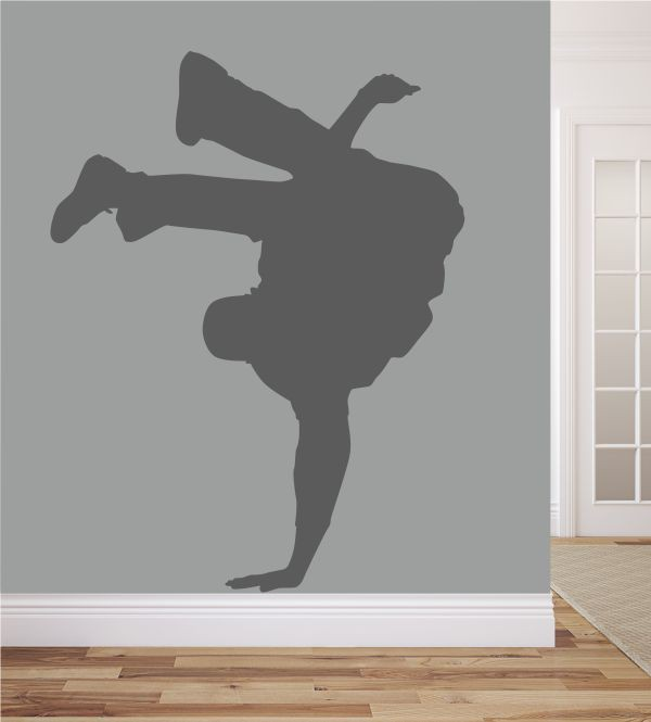 Dancer 2 als Wandtattoo
