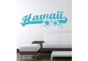 Hawaii 2 als Wandtattoo