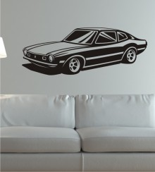 Dream Car 11 als Wandtattoo