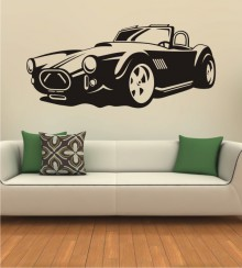 Dream Car 5 als Wandtattoo